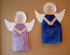 Tissue Paper Angels