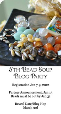 5th Bead Soup Blog Party Sign Ups Jan 5-7