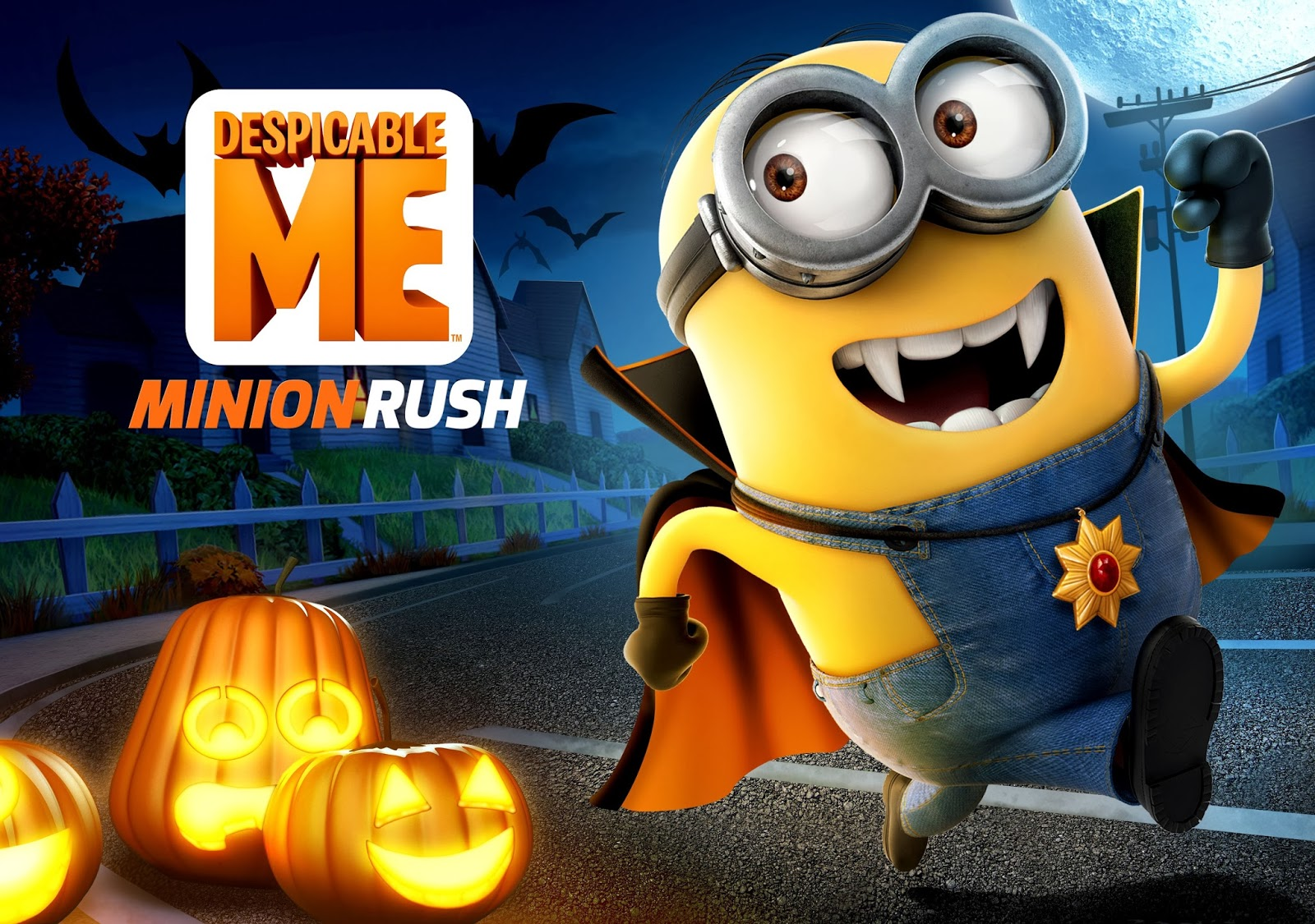 Minion rush v1 3 0 mod black android oficial for Espectaculo gru y sus minions