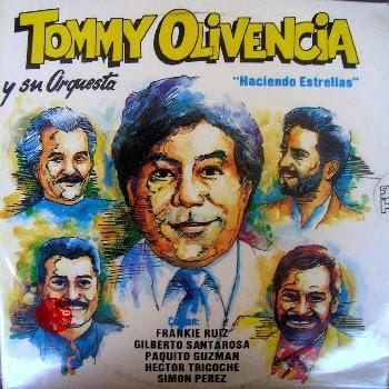 Tommy Olivencia Y Su Orquesta - Jala-Jala Y Guaguanco