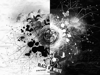 Black White Wallpapers