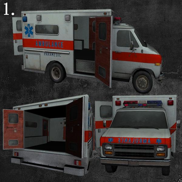 Child Rings Ambulance