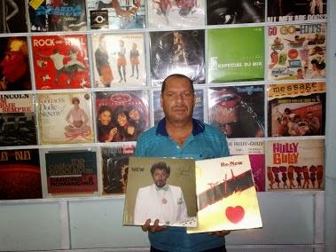 DJ. Edson Bolinha
