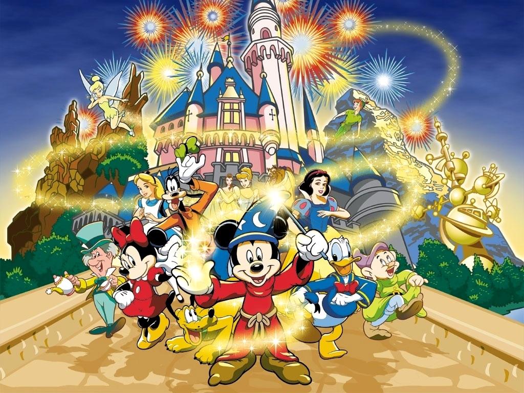 Kinds Of Wallpapers Disney Wallpaper