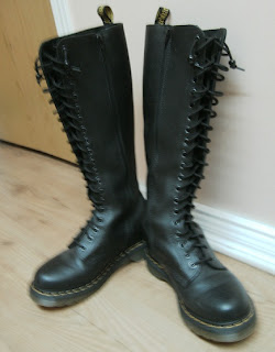 Doc Martens Kneehigh Boots