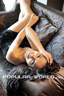 Suchi Rama Dhani Model Majalah Popular, Mei 2012 (Part 1)