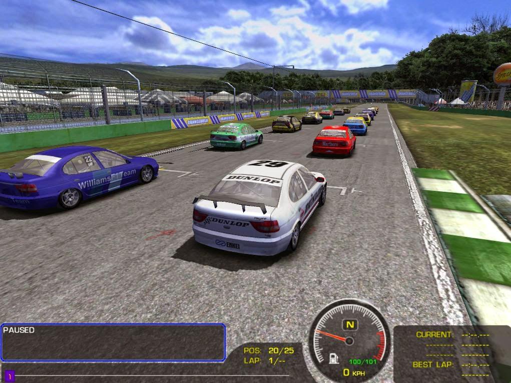 Modifiyeli Araba Yarışı 1