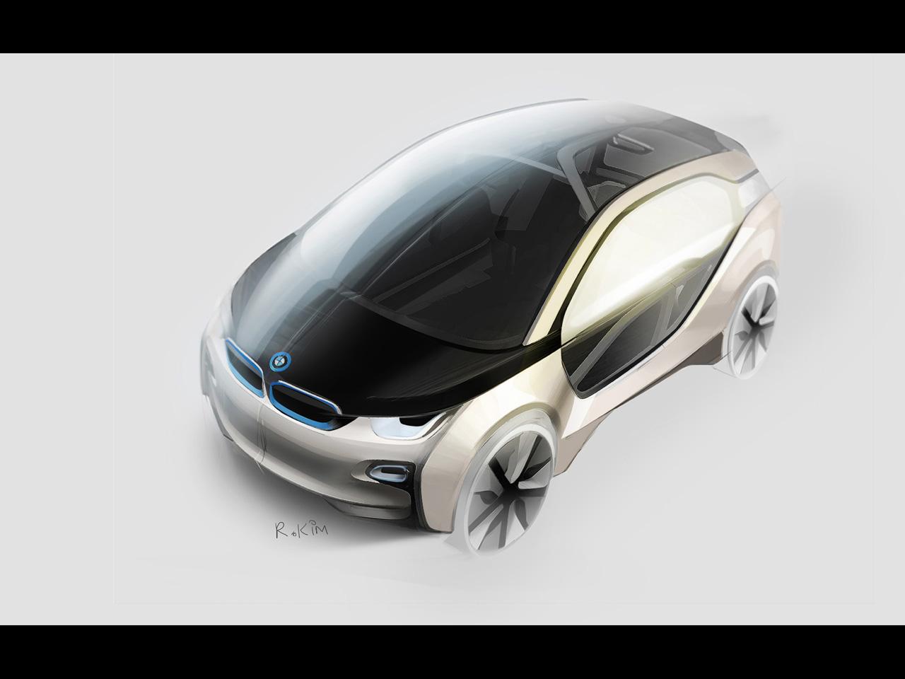 2011 BMW i3 Concept