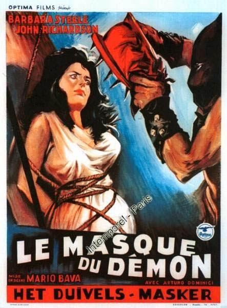 Masque du Démon (le)