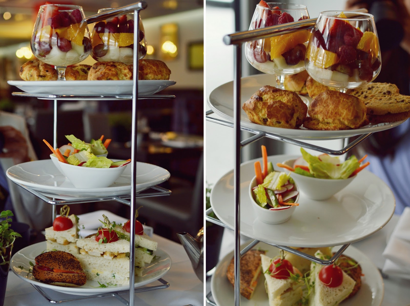 Radisson Blu Edwardian, Guildford Hotel Afternoon Tea