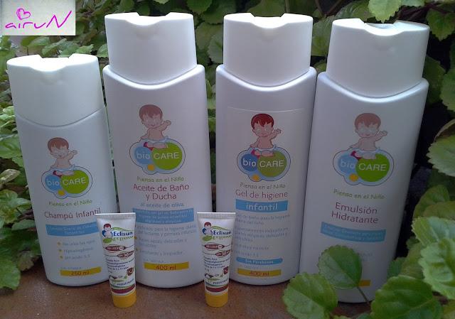 productos biocare piel atópica