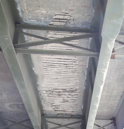 Fibra de vidrio de barras de refuerzo siendo evaluado por - Barras de fibra de vidrio ...