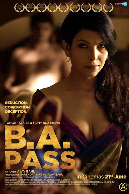 B.A. Pass 2013 Hindi HD DVDRip 300mb, 18+ Hindi Movie B A Pass BA PAss 480P BrRip Direct Download World4ufree.cc