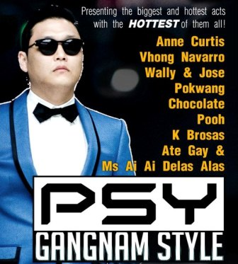 Psy December 20 Manila Concert Postponed, Moved to February 2013