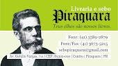 Você encontre a Revista Ágape na Livraria e Sebo Piraquara