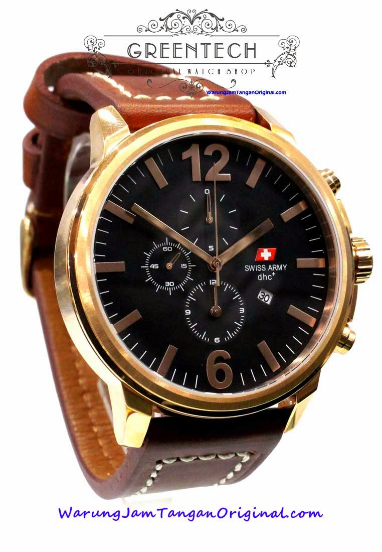 swiss-army-2012-rose-gold-male-45mm-kulit