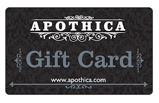 Apothica giveaway