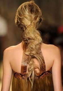 szép szőke haj