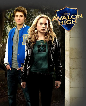 Poster de Avalon High