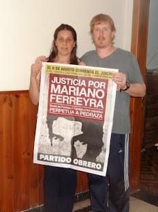 LOS DOCENTES UNIVERSITARIOS MORENO Y STEINGLEIN TAMBIÉN PIDEN JUSTICIA POR MARIANO