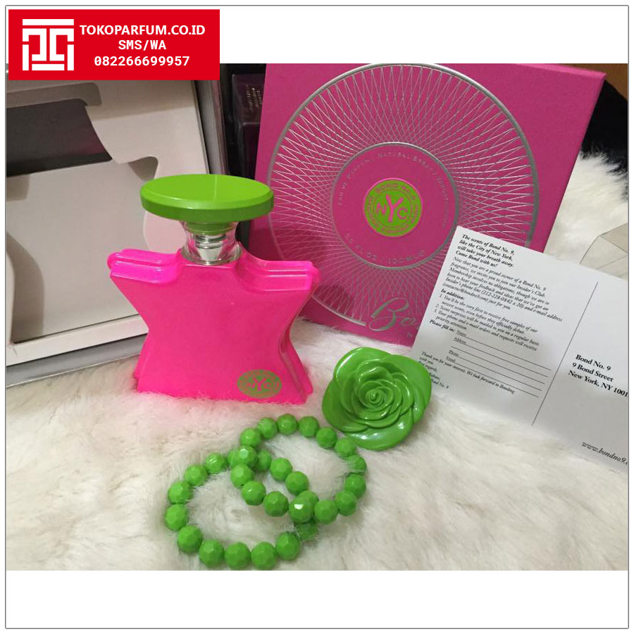 Agen Parfum Wanita Juicy Couture Viva La Glace Terbaru Harga 100 Original Garansi Distributor Resmi Jual Bond No9 Madison Square Park Import Sms Wa 082266699957 082266699958