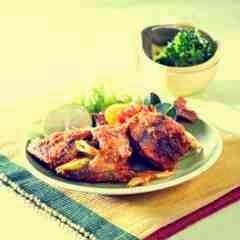 resep ikan tongkol dengan sambal kencur