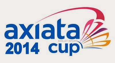 Jadwal Axiata Cup 2014