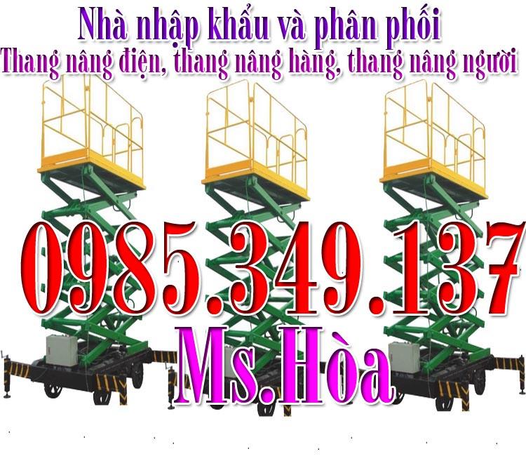 Thang nâng ziczac Noveltek - Taiwan