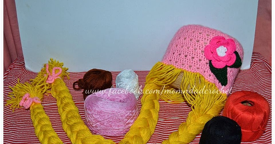 Crochet Rapunzel Hat