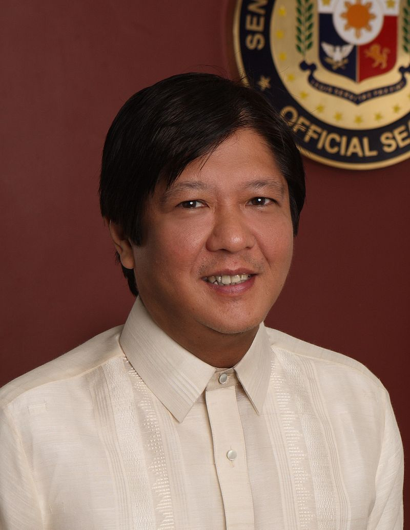 how tall is bongbong marcos