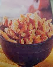 Kue Tradisional Kacang Telur Gabus