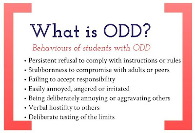 Creative / Chaos Oppositional Defiant Disorder ...