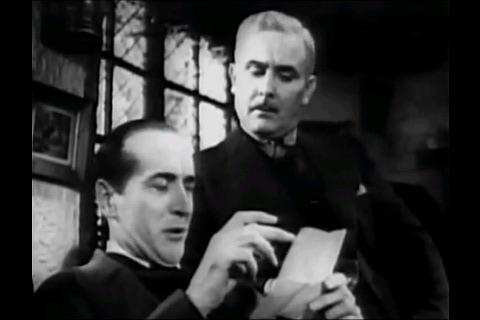 The Triumph of Sherlock Holmes Starring Arthur Wontner and Ian Fleming