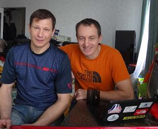 Alex Bolotov Russian Climber