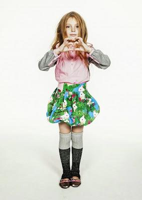 Molo Kids ropa niña otoño 2013