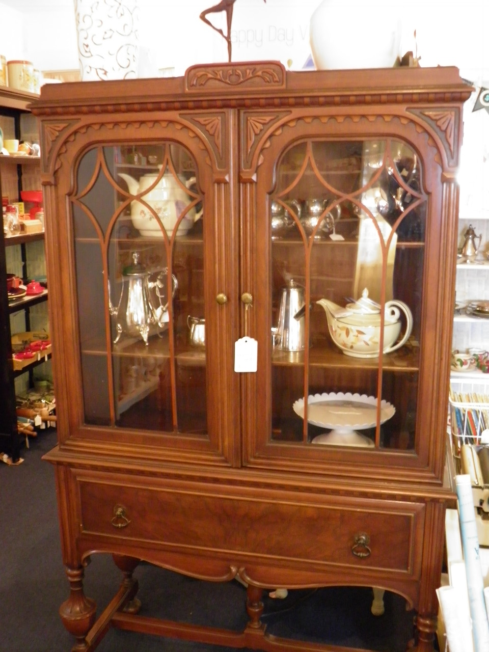 Beautiful China Hutch..295.00