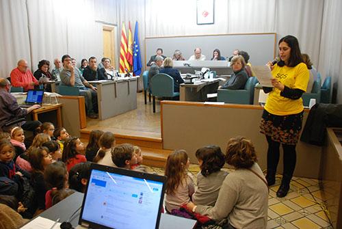 Moció ple municipal Sant Feliu es mou