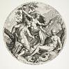 The Three Fates (1985) by Jacob Matham (1571–1631) Flemish
