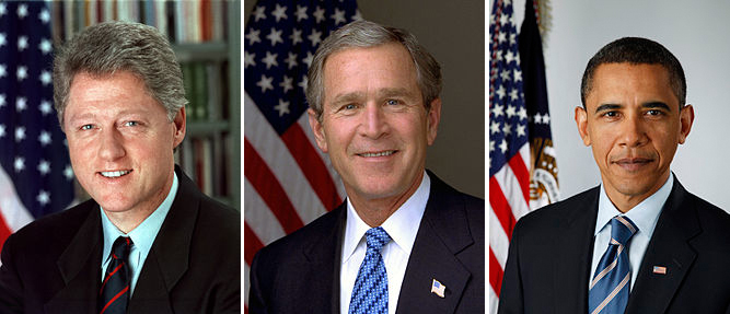 the two presidencies thesis