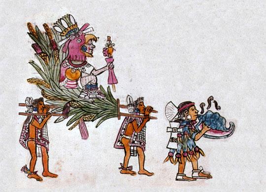 Xochipilli príncipe florido Tlamanalco