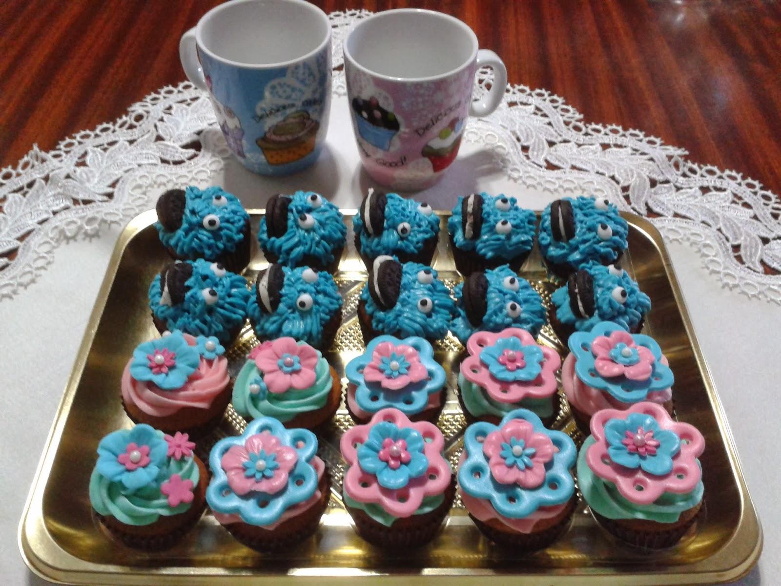 Cupcakes tenerife cupcakes del monstruo de las galletas y - Cupcakes tenerife ...
