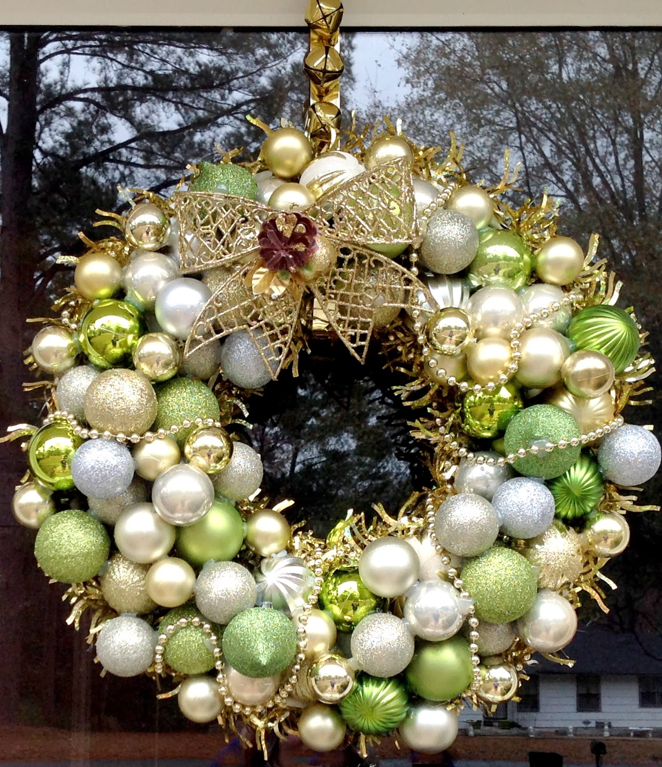 Christmas decorations you can make yourself - And Last