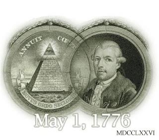 1 Mei Bertepatan Dengan Lahirnya Illuminati