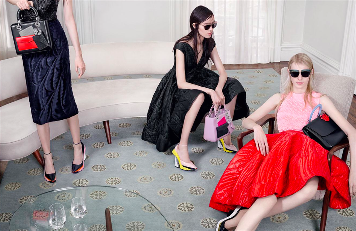 Dior's Fall/Winter 2014-15 Ad Campaign