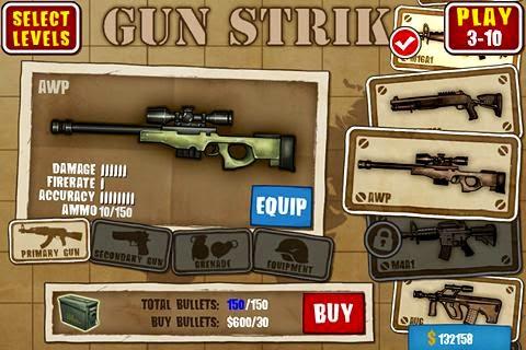 Gun Strike Terbaru