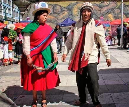 "La Entrada de la ""UMSA"" rescata la danza precolombina del tutiri"
