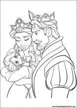 dicas de Desenhos da Rapunzel