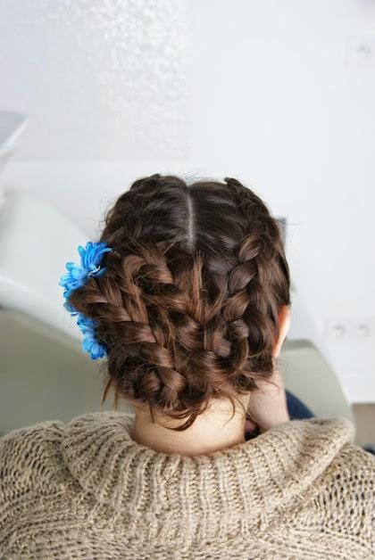 fryzura ślubna 46