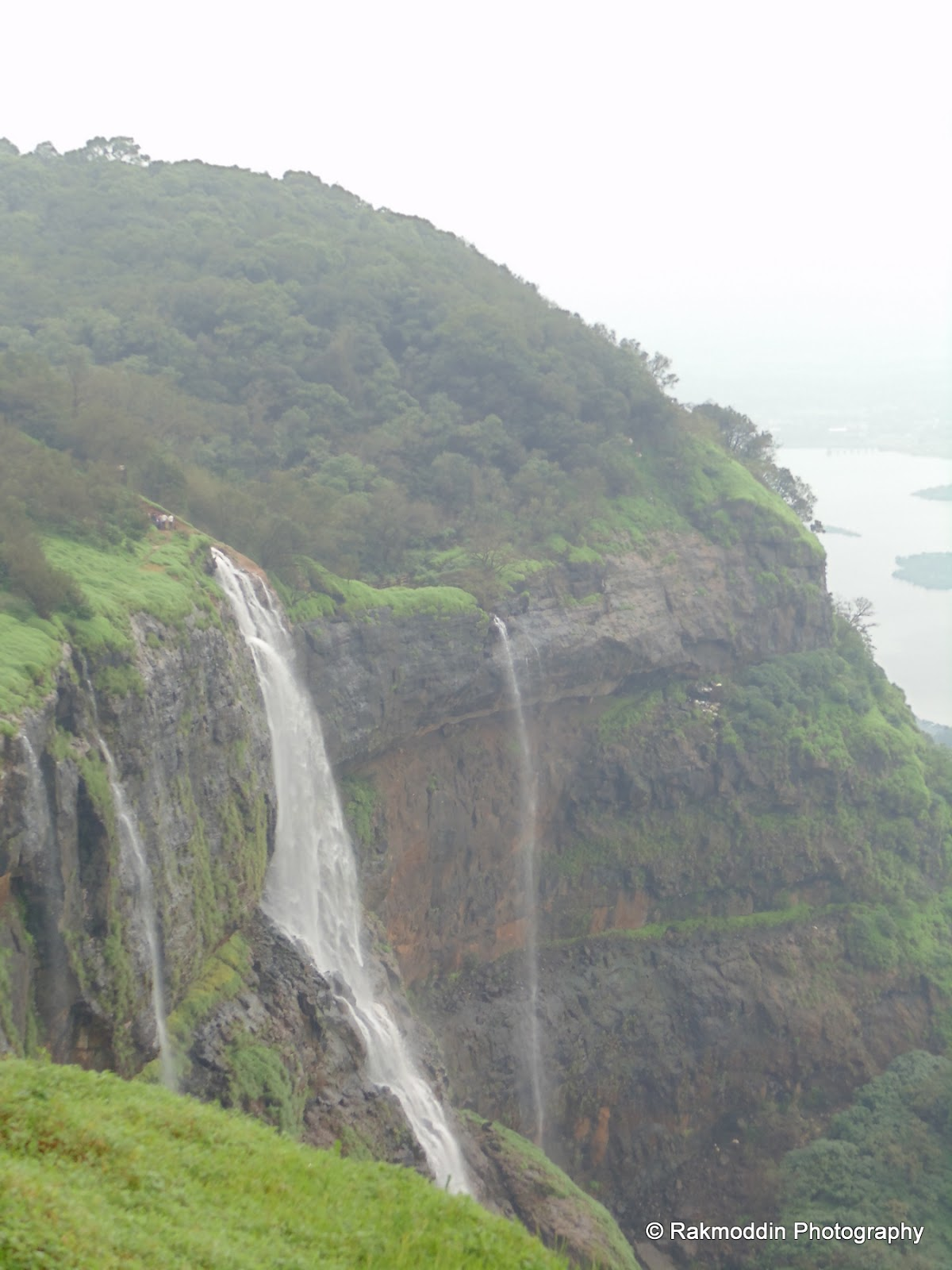 King George Point in Matheran Hill Station