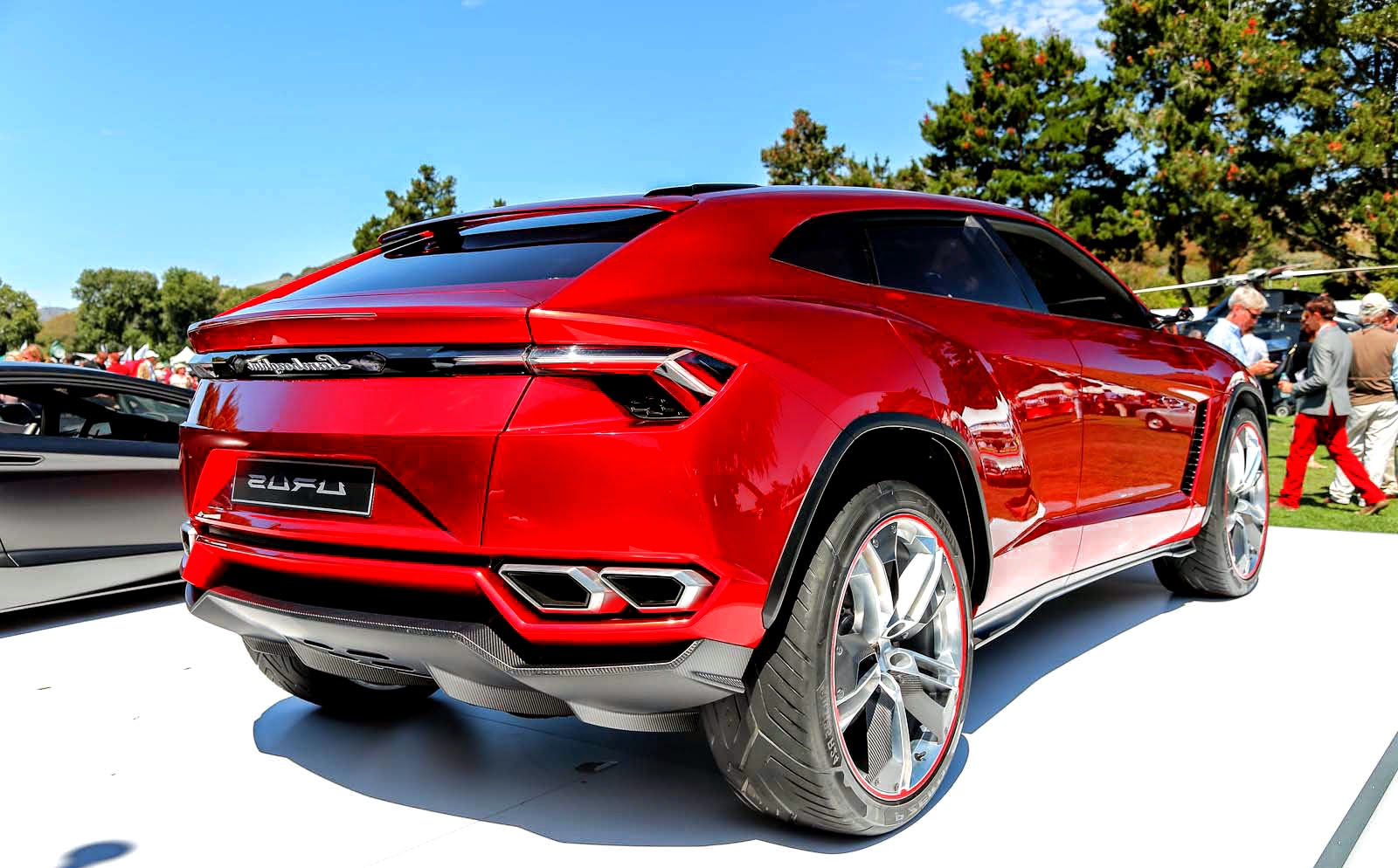 lamborghini urus suv concept sport car design. Black Bedroom Furniture Sets. Home Design Ideas